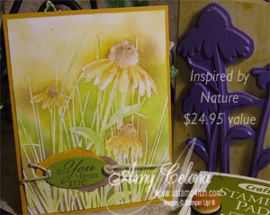 Inspired by Nature set ($24.95 value) included with price