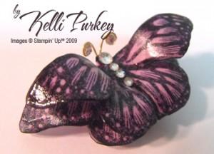 Kelli Purkey Paper Pin