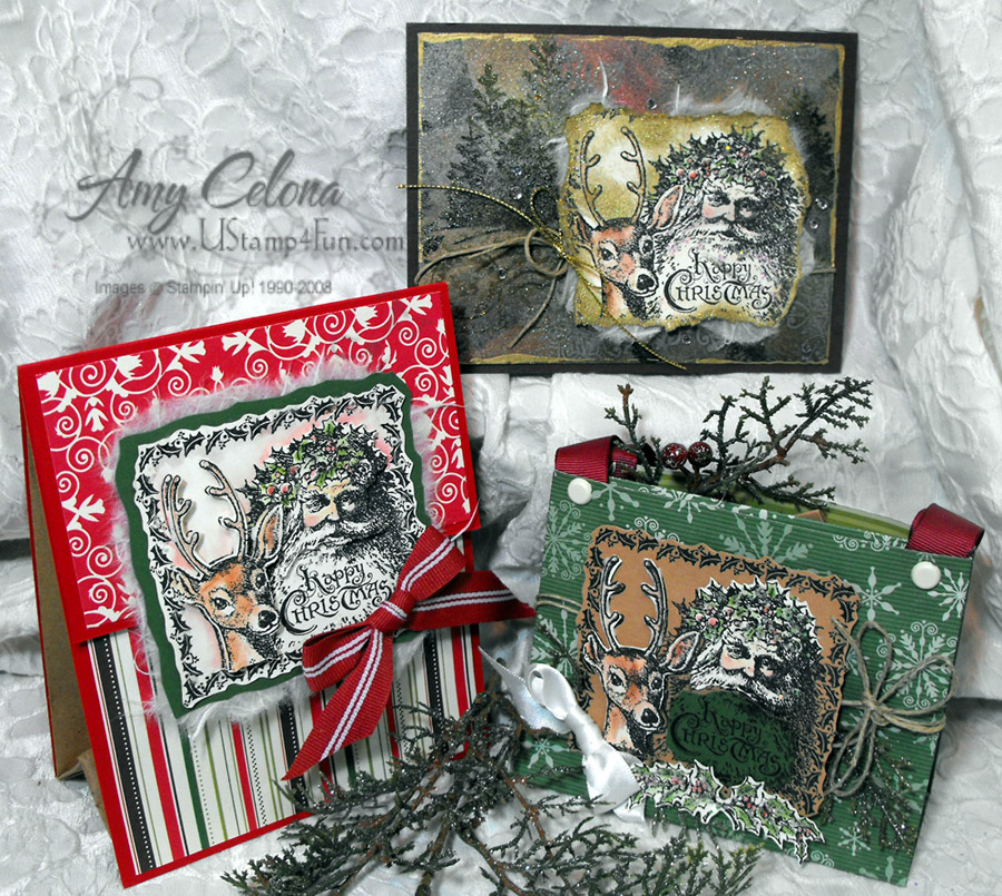 Good Cheer Stamp Set Sampler