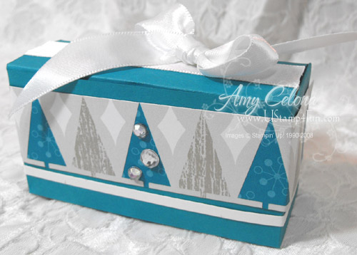 Stampin' Up! Holiday Lounge from Sizzix Box #2 XL Die (click for larger image)