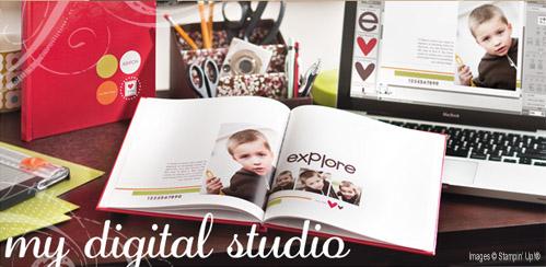 My Digital Studio is here!