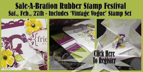 SAB Rubber Stamp Festival, Elkton, MD