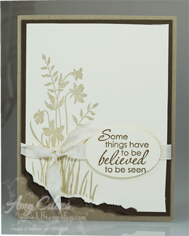 Click for Larger View - Just Believe Stampin' Up! Set