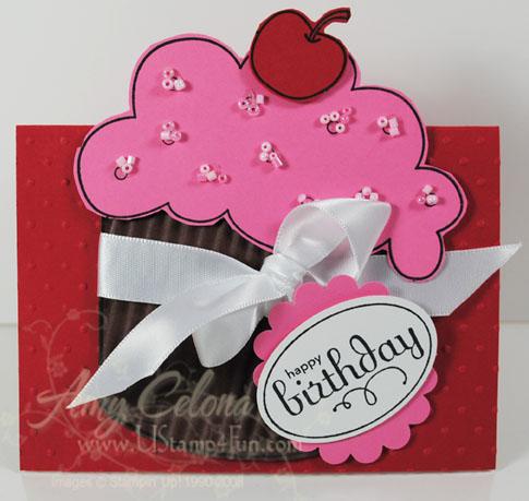Simple Birthday Gift Card Holder