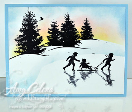 Welcome Christmas Ice Skaters