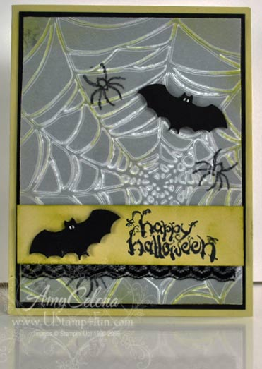 Going Batty for Halloween