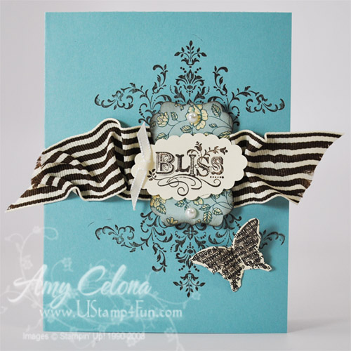 Stampin' Up! Sale-A-Bration Bliss Set