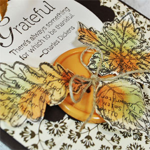 Gently Falling Stampin' Up! Set image details