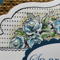 Stampin' Up! Apothecary Art Detail1