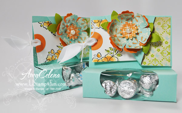 Stampin' Up! Everyday Enchantment Candy Holder