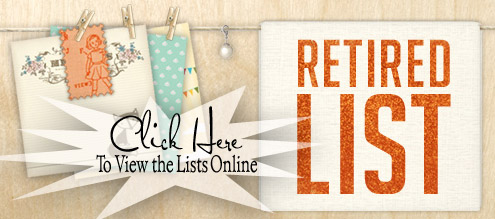 CLICK HERE for Retired List