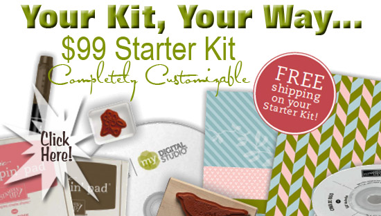 Stampin' Up! $99 Starter Kit