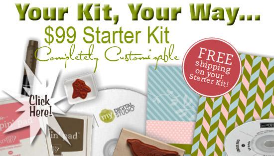Stampin' Up! $99 Starter Kit