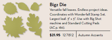 Bigz Die Autumn Accents