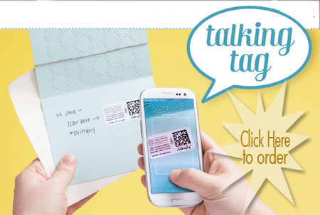Talking Tag