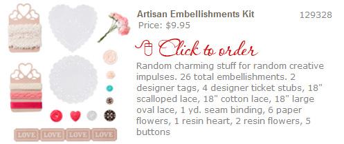Artisan Embellishments