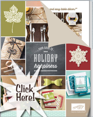 Stampin' Up!'s 2013 Holiday Catalog