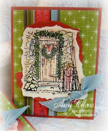 Home for Christmas - Holiday Card